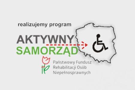 Realizujemy program - Aktywny Samorząd