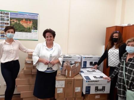 Umowy z Dyrektorem Centrum Obsługi Placówek Opiekuńczo – Wychowawczych