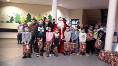 Centrum w zastępstwie Samego Świętego Mikołaja