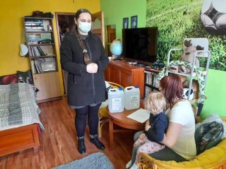 Trwa akcja ''Bezpieczny Mieszkaniec Powiatu Wałbrzyskiego''